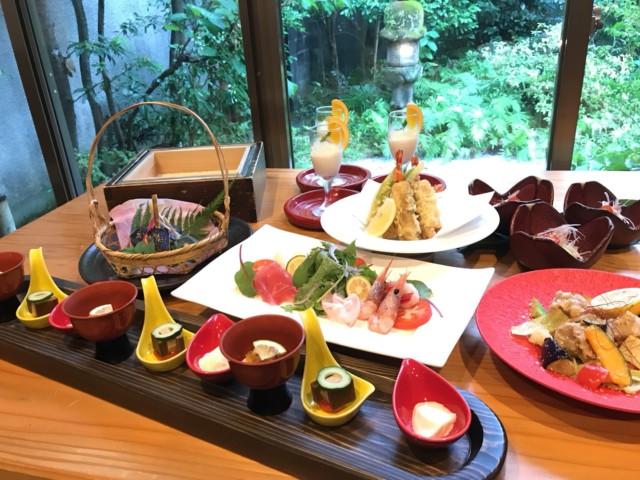 9月、10月限定 「特別宴会コース」 女子会プラン!(^^)! ¥5000(税込)~