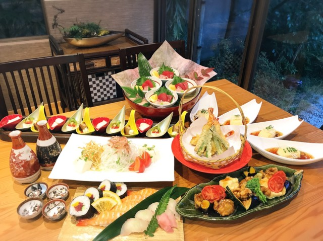 歓迎会・送別会 宴会コース 2時間飲み放題付き ¥5000~。3月,4月限定