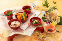 お食い初め膳のお持ち帰り   3,780円(税込)